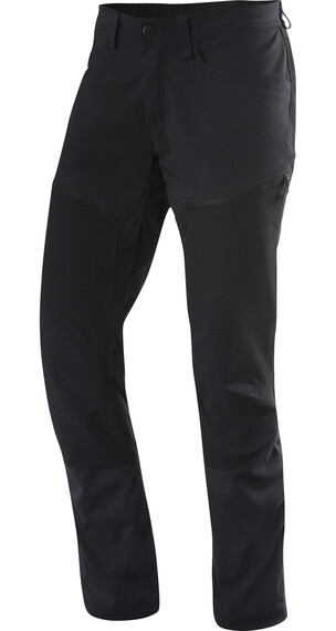 Haglöfs W's Mid II Flex Pant True Black Solid Short